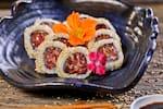 Uramaki spicy tuna (8 peças)