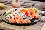 Combinado super salmão (46 peças)