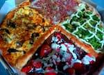 Pizza Família 40cm! Forno á lenha