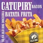 Fritas Catupiry + Bacon