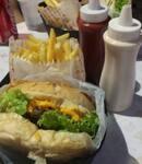 [16% off] combo x salada mais batata mais refri