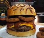 Rings burger