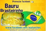 Bauru brasileirinho frango