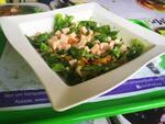 Salada foco na dieta
