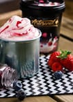 Ice cream flor di latte com frutas vermelhas 140ml