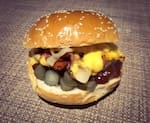 Dois lanches barbecue burger - 33% off