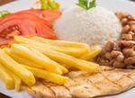 Filé de frango grelhado (mini salada cortesia) 2f