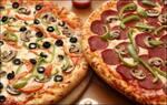 Promoção 1 - 02 pizzas grandes + del rey (2 litros)