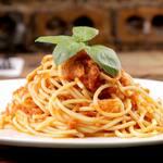 Spaguetti alla napolitana