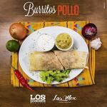 Burrito pollo (frango)