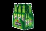 Heineken Long 330ml - 6 Unidades