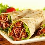 Burrito de frango