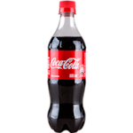 Coca cola pet 600ml