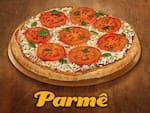 Pizza Família Margherita com Queijo Minas