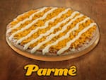 Pizza Família Frango com Catupiry e Queijo Minas
