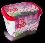 Iogurte com Amora (Pote de 2 Litros)