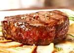 Beef ancho ca nobre Catupiry e alho (individual)