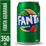 Refrigerante lata Fanta Guaraná