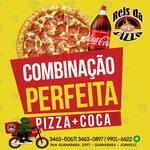 Gigante + coca + borda + entrega free