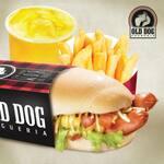 Combo Dog Bacon