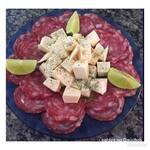 Salame e queijo 3