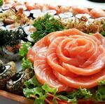 Sashimi salmão
