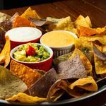 Super nacho (serve 2 pessoas)