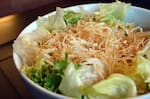 Salada forneiro