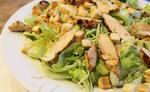 Promoção - salada caesar frango