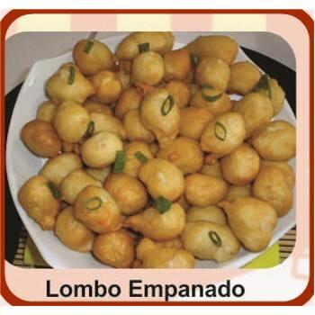 Lombo empanado