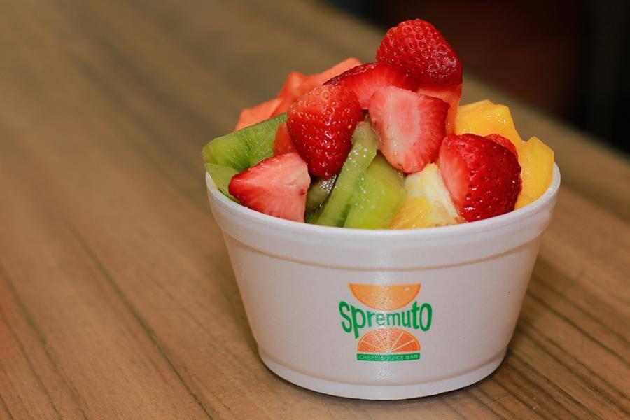 Salada de frutas mix 6