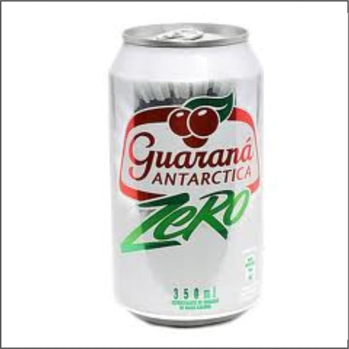 Guarana diet lata