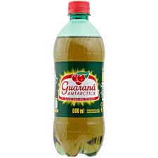 Guaraná 600 ml