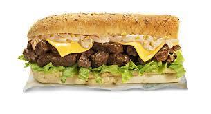 Sanduiche carne supreme