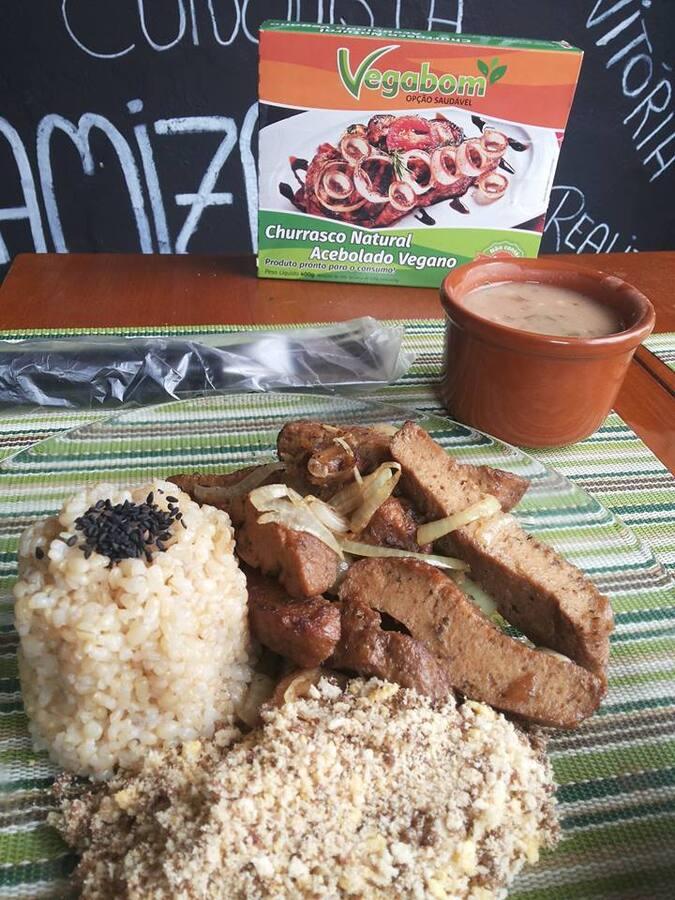 Comercial Vegano 2 - Churrasco