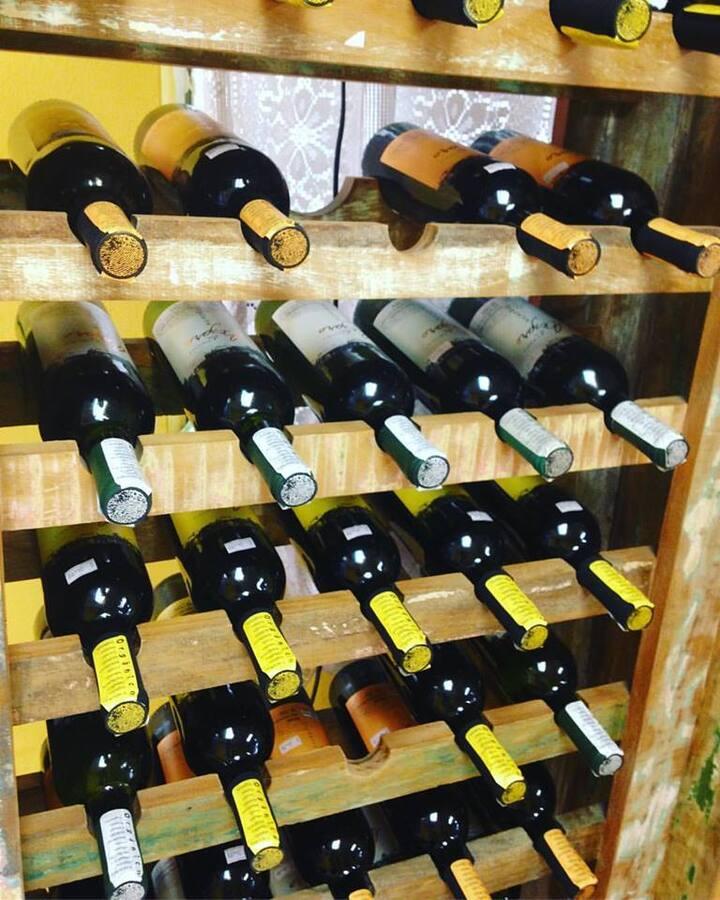 Vinho Ôrganico Tinto