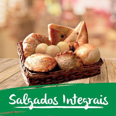 Croissant Integral Quatro Queijos