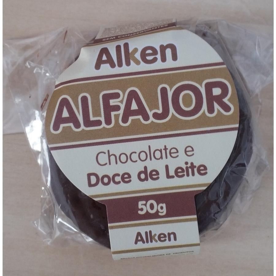 Alfajor Alken 50g