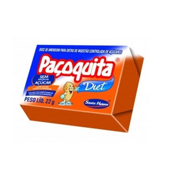 Paçoquita Aveia Diet