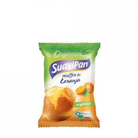 Muffin Orgânico Laranja 40g