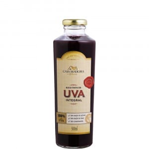 Suco de uva 500ml