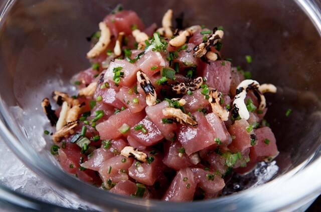 Tartar de atum