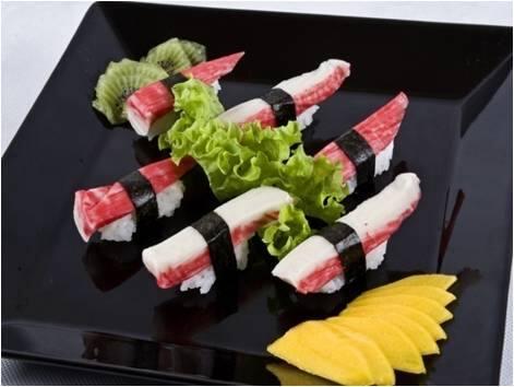 Sushi de Kani Kama - 6 unidades
