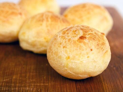 Pão de queijo tradicional (embalagem com 6un)