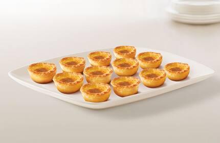 Promoção pastel de belém (compre 10 leve 12)