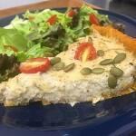 Frango - Pedaço + Salada