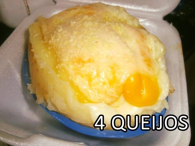 4 Queijos