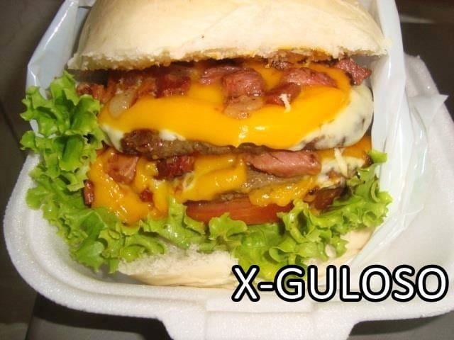 X- Guloso