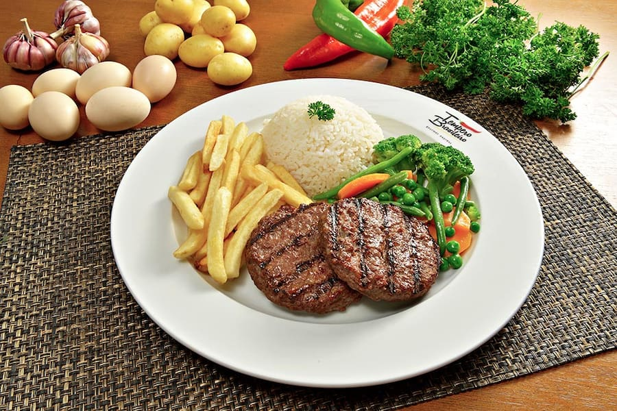 Hambúrguer de picanha 250 gr