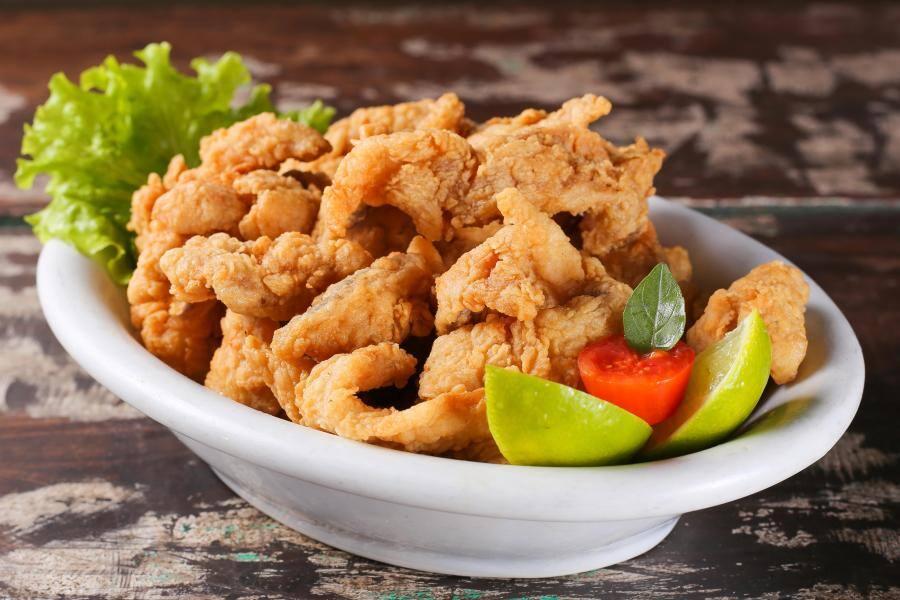 File de pescada do chef